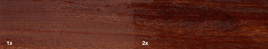Restol™ Natural Brown on hardwood: - Restol™